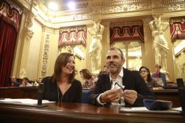 Armengol apuesta por acabar la legislatura invirtiendo más de 1.000 millones en Educación
