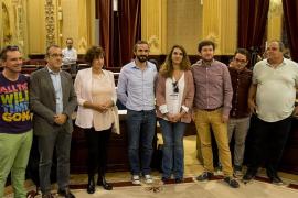 Jarabo (Podemos) se fija en que Armengol no ha aludido al caso de los contratos de Més