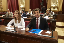 Prohens (PP) subraya la incoherencia de Armengol al olvidarse de los contratos de Més