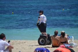 Cs Calvià pide proporcionar a la Policía Local armas no letales de reducción física