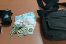 Detenido por atracar una farmacia en Palma con una pistola de juguete