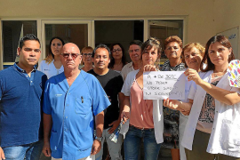 Frente común para exigir al Govern un centro de salud para Cala Rajada