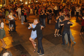 A ritmo de tango