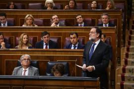 Rajoy afirma que el Gobierno quiere elecciones en Cataluña lo antes posible
