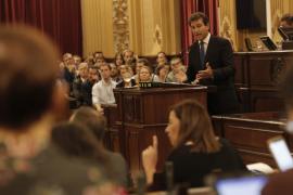 El PP balear condiciona su apoyo a los presupuestos de 2018 a un pacto de una reforma fiscal
