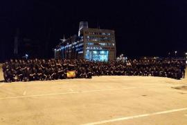 Zoido defiende que los policías en Cataluña están «muy bien atendidos» pese a las críticas