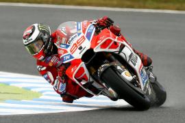 Lorenzo: «Sepang será totalmente diferente porque se ajusta mejor a nuestra moto»