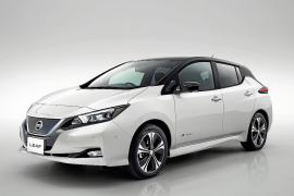La nueva generación LEAF, en Nissan Nigorra Baleares