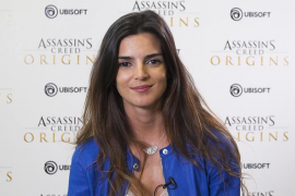 Clara Lago interpreta a una «seductora» Cleopatra en un videojuego