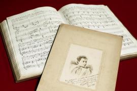 Hallan la partitura perdida de la primera ópera compuesta por una mujer en España