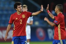 El mallorquín Mateu Morey jugará la final del Mundial Sub-17