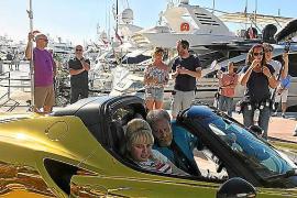 Divertido vídeo de Rebel Wilson durante su rodaje en Mallorca de Nasty Women junto a Anne Hathaway