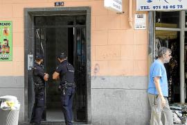 El violador de Capità Vila recibe el alta e ingresa en la prisión de Palma
