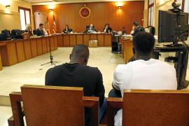 Condenado a cinco años y medio de cárcel por un apuñalamiento en Palma