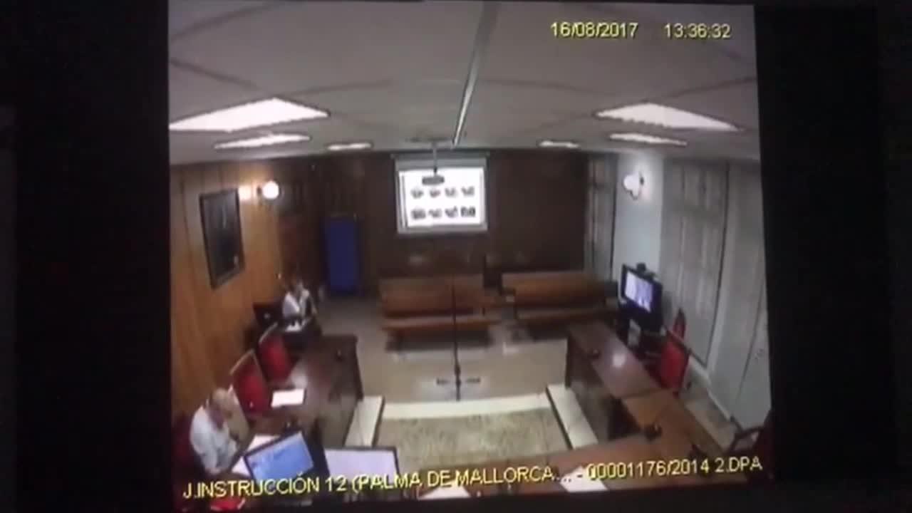 Querella contra Penalva y Subirán por 'soplar' las respuestas a un testigo del 'caso Cursach'