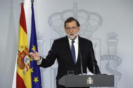 La aplicación del 155 creará una «situación grave al arrebatar a Cataluña su autonomía», según Puigdemont