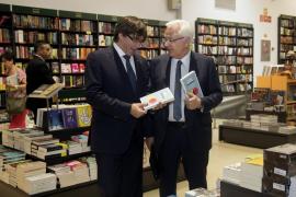 Puigdemont será representado en el Senado por el delegado de la Generalitat en Madrid