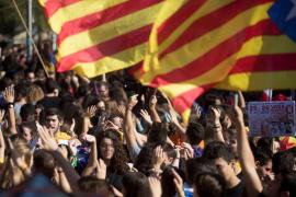 Òmnium y ANC piden que los estudiantes sigan «luchando por la libertad de Cataluña»