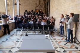 Incertidumbre en torno a la declaración de Puigdemont tras suspender la del mediodía