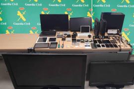 Detenidos dos hombres por robo en 40 casas y hoteles de Calvià