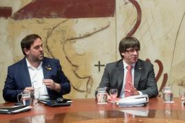 Esquerra saldrá del Govern si Puigdemont anuncia elecciones y pide que lo reconsidere