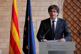 Puigdemont no convocará elecciones