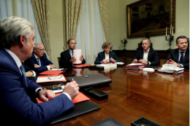 El PP acepta aplicar un 155 «gradual» a iniciativa del PSOE