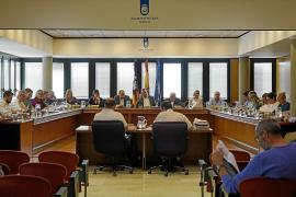 El pleno de Calvià aprueba suspender las licencias de obra durante un año