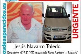 Buscan a un hombre de 84 años desaparecido en Santanyí