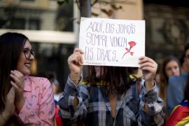 Jordi Sànchez avala la asamblea de cargos electos si Rajoy «mata» el Parlament