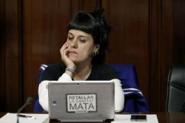 Anna Gabriel advierte del «tsunami» de detenciones y suspensiones que supondría el 155
