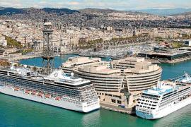 La crisis catalana desviará cruceros y congresos europeos a Mallorca