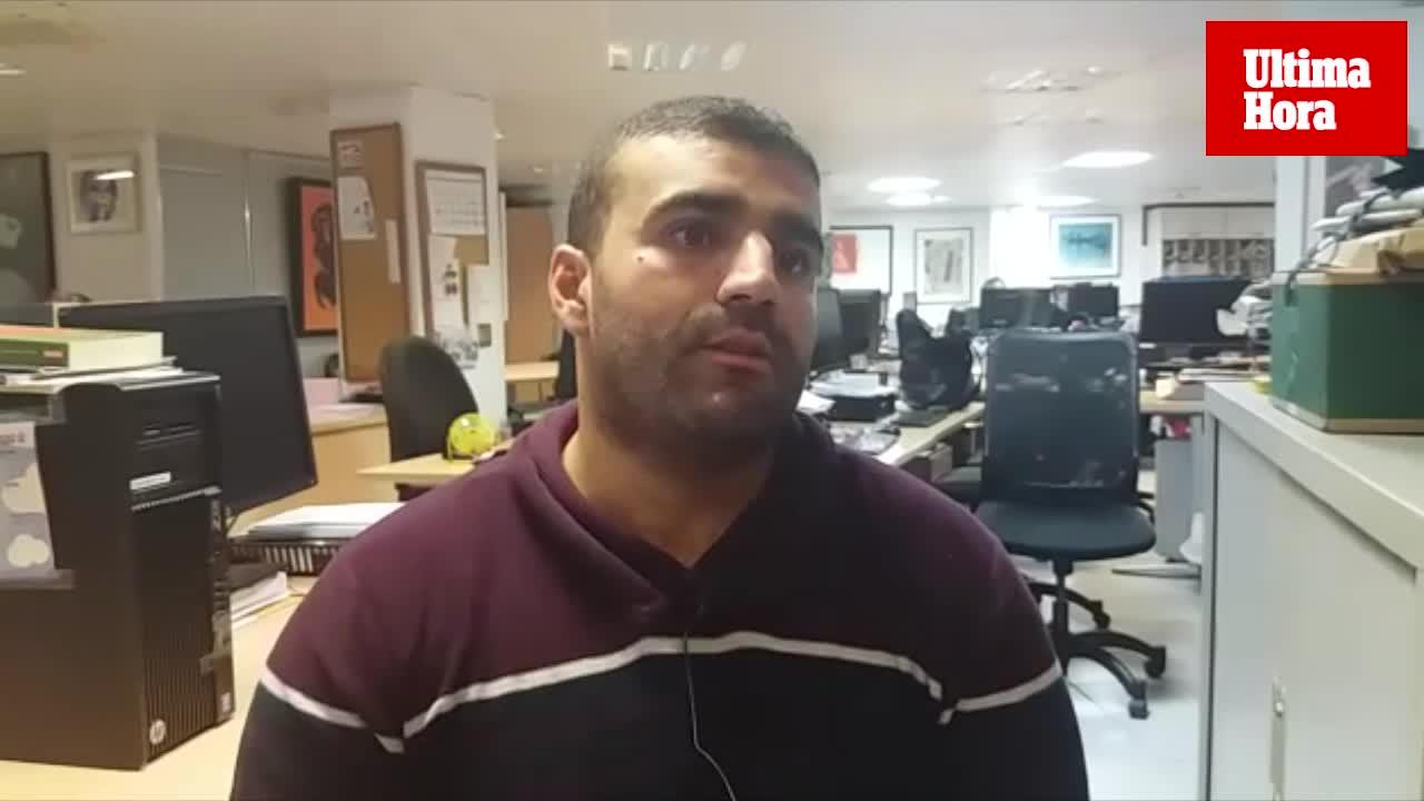 El joven absuelto por yihadismo: «Me siento decepcionado con el trabajo de la policía»