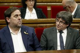 Puigdemont ofreció el miércoles la Presidencia a Junqueras, que la rechazó