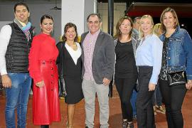 Entrega de los II Premios Mujeres en Igualdad