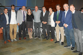 Cena de clausura del 75 aniversario del Atlètic Balears