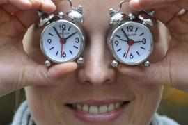 Esta madrugada el reloj se retrasa una hora