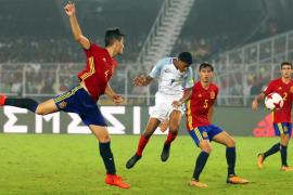Inglaterra impone su físico al corazón de España y gana en Sub'17 su primer título