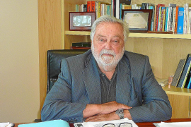 El alcalde de Santa Margalida inicia la tramitación para nombrar a Feliciano Fuster Hijo Ilustre