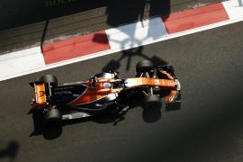 Fernando Alonso: «Por primera vez en tres años teníamos el mejor coche»