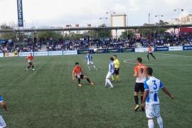 El Atlético Baleares se estrella de nuevo en Son Malferit