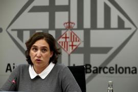 Ada Colau: «Bienvenidas todas las manifestaciones cívicas y masivas»