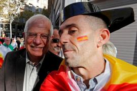Borrell pide «que la justicia haga pronto su trabajo» después de la declaración de independencia