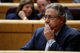 """Zoido pide a Mossos """"colaboración leal"""" con policías y guardias civiles"""