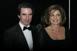 José María Aznar y Ana Botella celebran 40 años de matrimonio