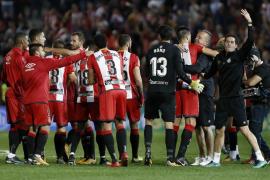 El Madrid cae en casa del Girona