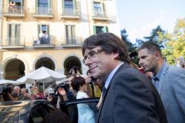 La Fiscalía prevé activar este lunes la acción penal contra Puigdemont