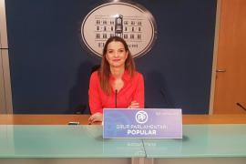 El PP pide la comparecencia de Antich en el Parlament por ausentarse de la votación del 155