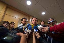 Iglesias sitúa a los Anticapitalistas de Fachín «políticamente fuera de Podemos»