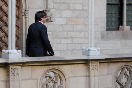 Puigdemont viaja a Bruselas mientras el fiscal anuncia una querella contra él